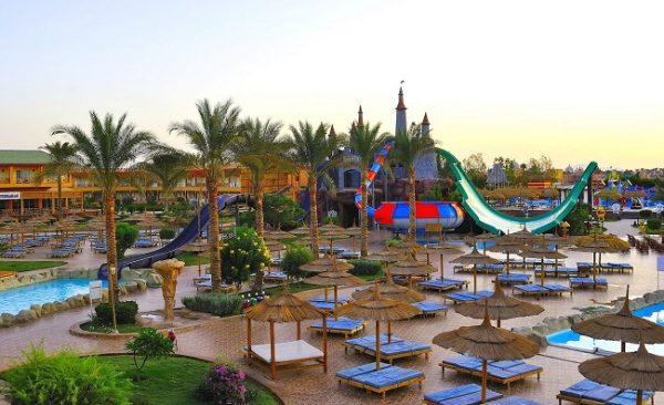 аквапарки Шарм-эль-Шейха