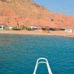 Достопримечательности Египта — Тиран (остров)
