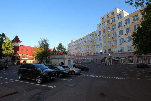 отели на Серпуховской