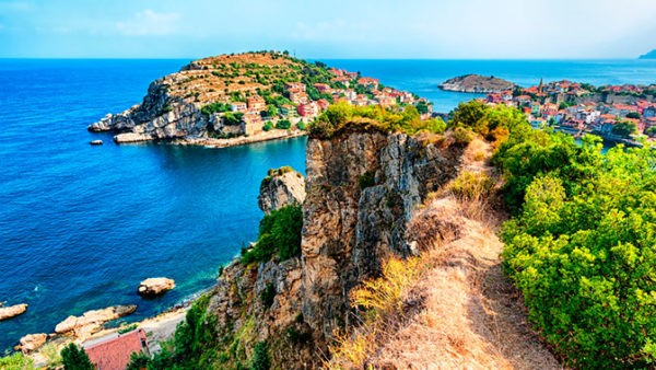 Черное море Турция