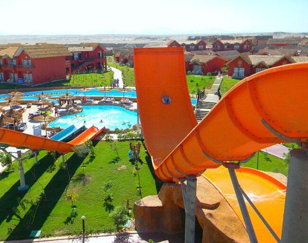 аквапарки Хургады