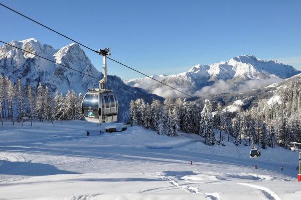 валь ди фасса горнолыжный курорт