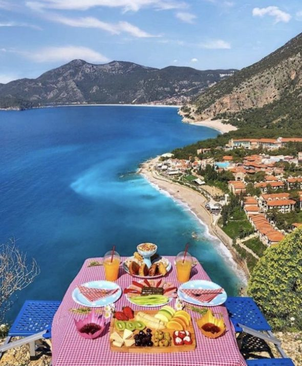 Отдых в сентябре в Турции