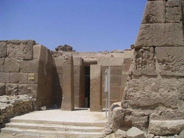 древнеегипетские мастабы