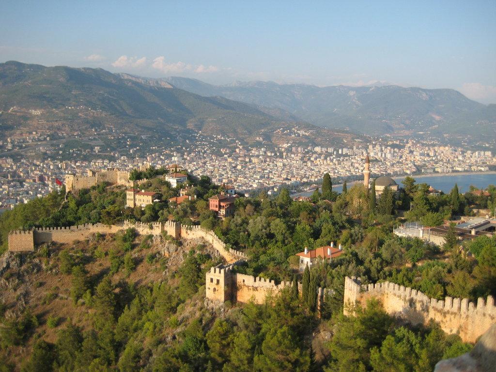 Аланья в Турции